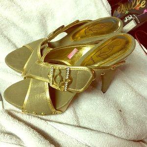 Baby Phat heels